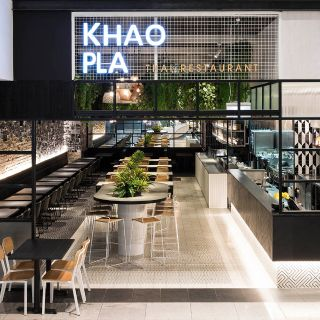 A photo of Khao Pla Macquarie restaurant