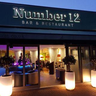 Una foto del restaurante No. 12 Restaurant