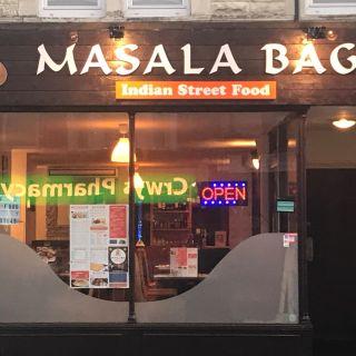 A photo of Masala Bag restaurant