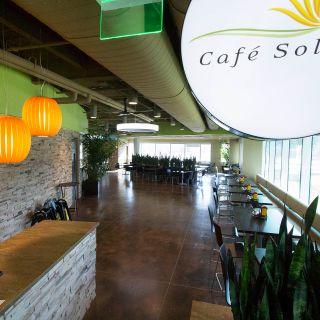 Foto von Café Soleil Restaurant