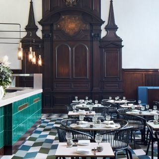 A photo of Duddell's LONDON restaurant