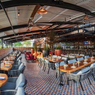 A photo of Vidorra restaurant