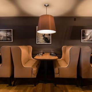 A photo of Cibo E Beve restaurant