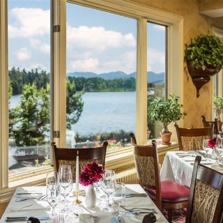 A photo of The View Restaurant at the Mirror Lake Inn restaurant