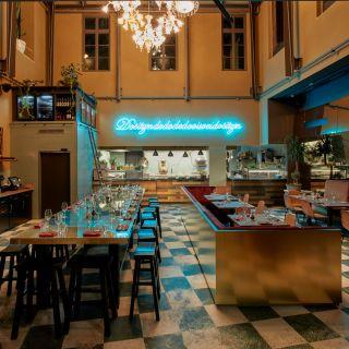 Foto von NENI München Restaurant