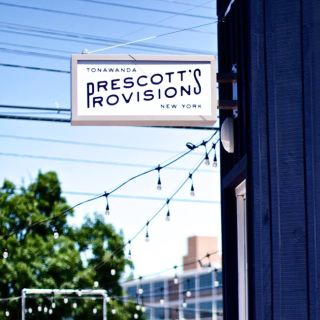A photo of Prescott's Provisions restaurant