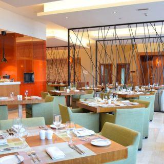 A photo of Choices - Yas Island Rotana restaurant