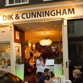 A photo of Denc, Dik & Cunningham restaurant