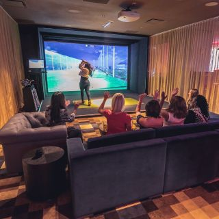 Topgolf Swing Suite at MGM Grand Detroitの写真