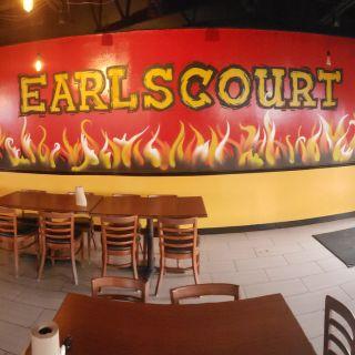 A photo of Earlscourt BBQ restaurant