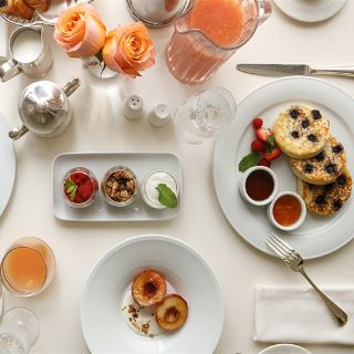 The Westgate Hotel - Sunday Brunch & Le Fontainebleau Roomの写真