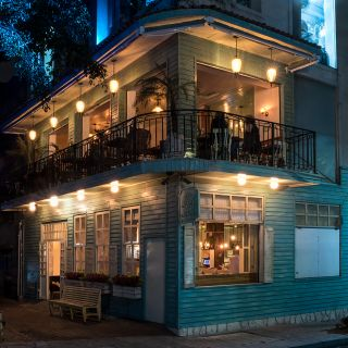 A photo of De Mar a Mar restaurant