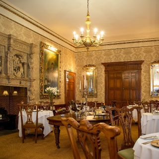 A photo of Goldsborough Hall restaurant