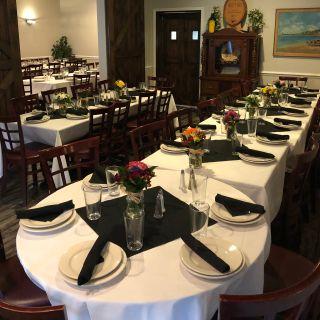 A photo of Portofino's restaurant