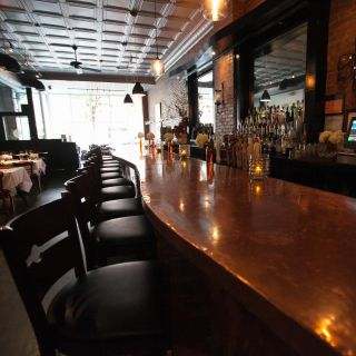 A photo of 8 North Broadway restaurant