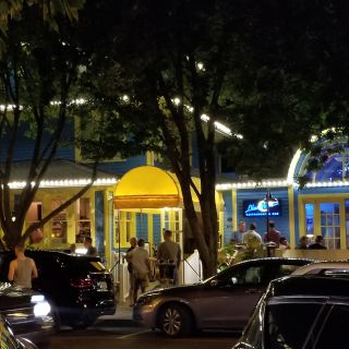 A photo of Blue Moon restaurant