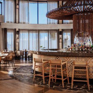 Una foto del restaurante Quinto at Vidanta Riviera Maya