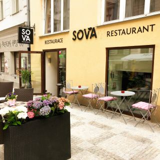 A photo of SOVA restaurant