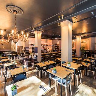 Foto von Bohne und Malz Restaurant