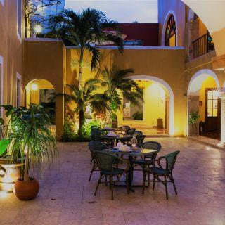 A photo of Casa Don Gustavo restaurant