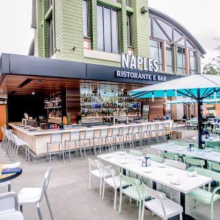 A photo of Naples Ristorante e Bar restaurant