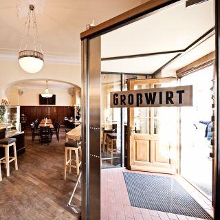 Una foto del restaurante Großwirt