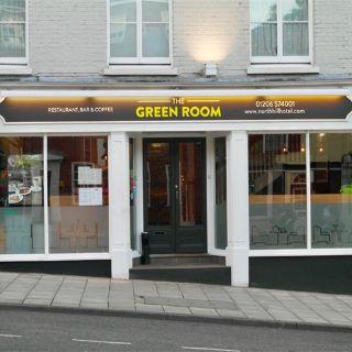 Foto von Green Room Restaurant Restaurant