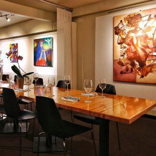 A photo of Nazca Mochica restaurant