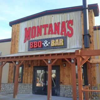 A photo of Montana's BBQ & Bar - Sherwood Park restaurant