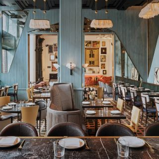 A photo of Villon restaurant