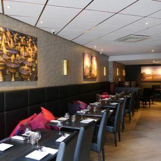 A photo of Tulip Indian Restaurant restaurant