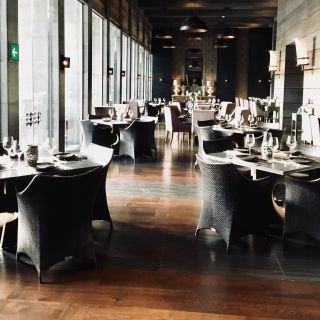 A photo of Indochine - Hotel Nizuc restaurant