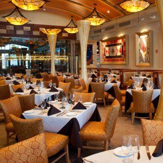 A photo of Eddie Merlot's Prime Aged Beef & Seafood - Burr Ridge restaurant