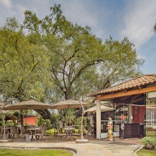 A photo of Ciudad Sagrada restaurant