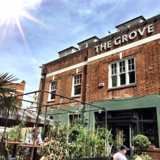 A photo of The Grove in Ealing restaurant