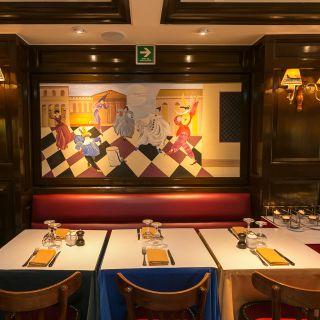 Una foto del restaurante L' Entrecote Polanco