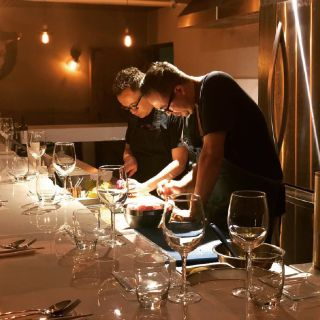 A photo of Nom polanco restaurant