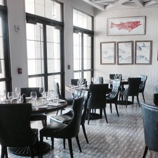 A photo of Kingfish Oyster Bar restaurant