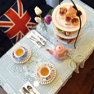 Robinson's Tea Roomの写真