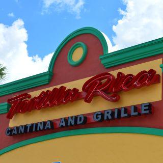 A photo of Tortilla Rica restaurant