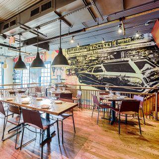 A photo of America Eats Tavern restaurant