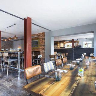 Een foto van restaurant The Charcoal Kitchen