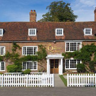 Een foto van restaurant The Queens Inn
