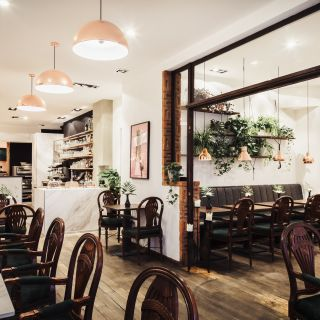 Foto von Cafe au lait Restaurant