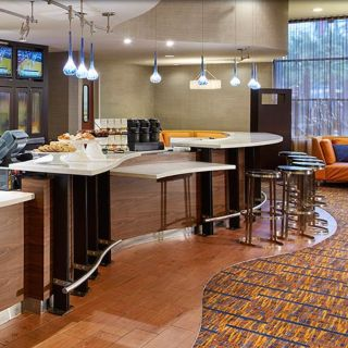 A photo of The Bistro @ Courtyard by Marriott Vallejo Napa Valley restaurant