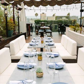 A photo of Sonoma Wine Garden - Santa Monica restaurant