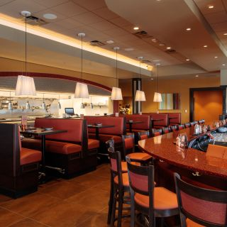 A photo of 110 Grill - Wayland restaurant