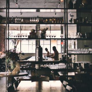 A photo of Livestock Tavern restaurant