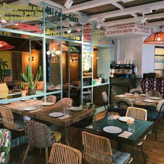 A photo of La Chingona Argensola restaurant