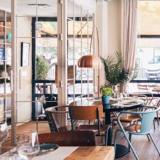 A photo of Frida restaurant